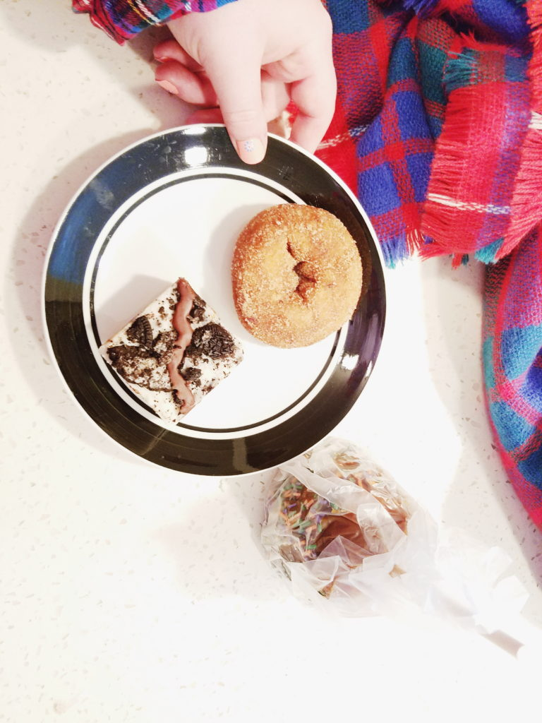 fall treats from schusters farm