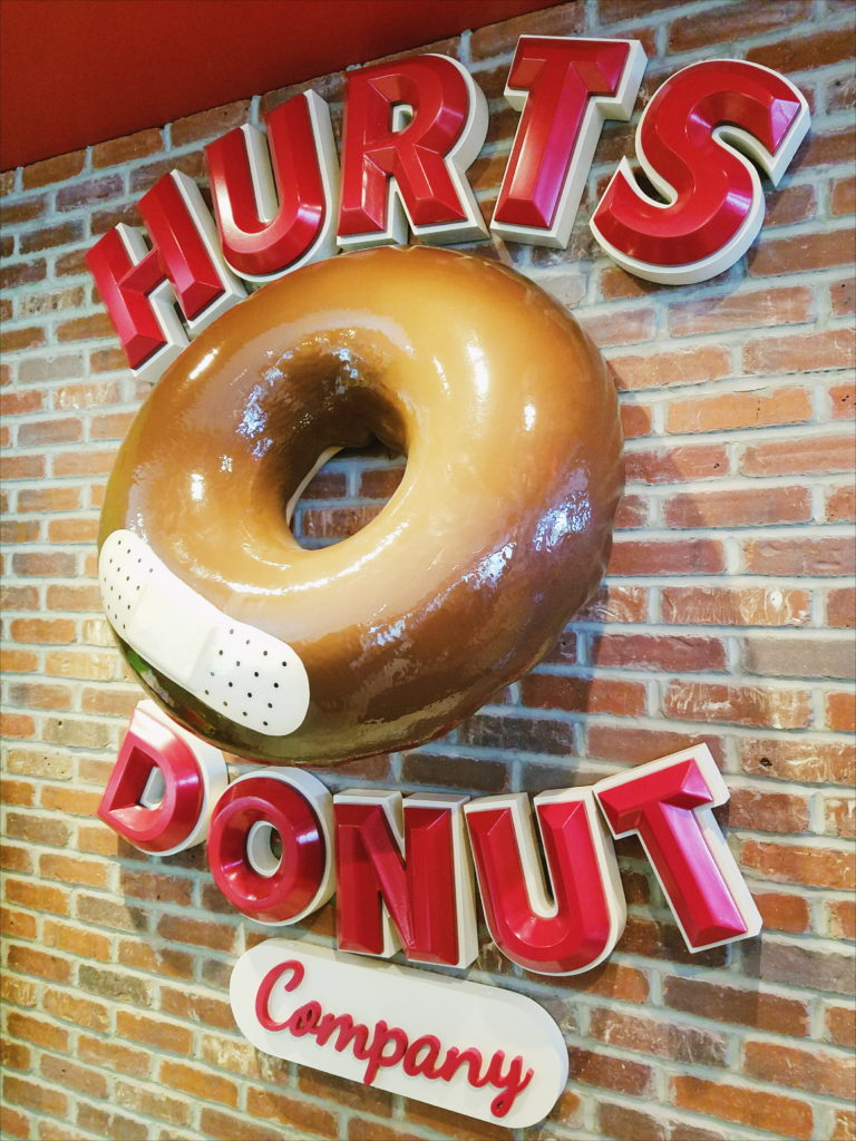 hurts donut in middlton yummy donut
