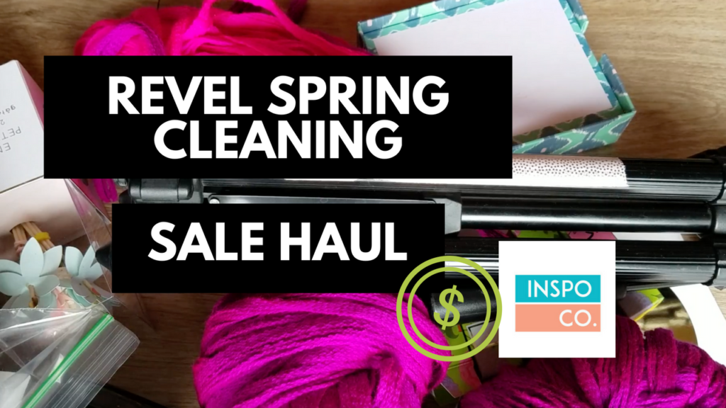 Revel Spring Cleaning Sale Haul
