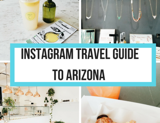 instagram travel guide to arizona by inspo and co