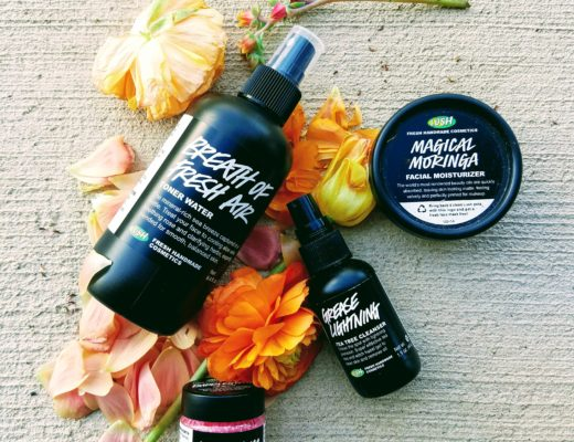 the best lush product for your skin