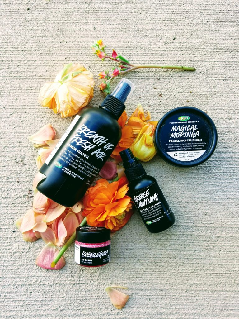Three Lush Products That Will Keep Your Skin Flawless