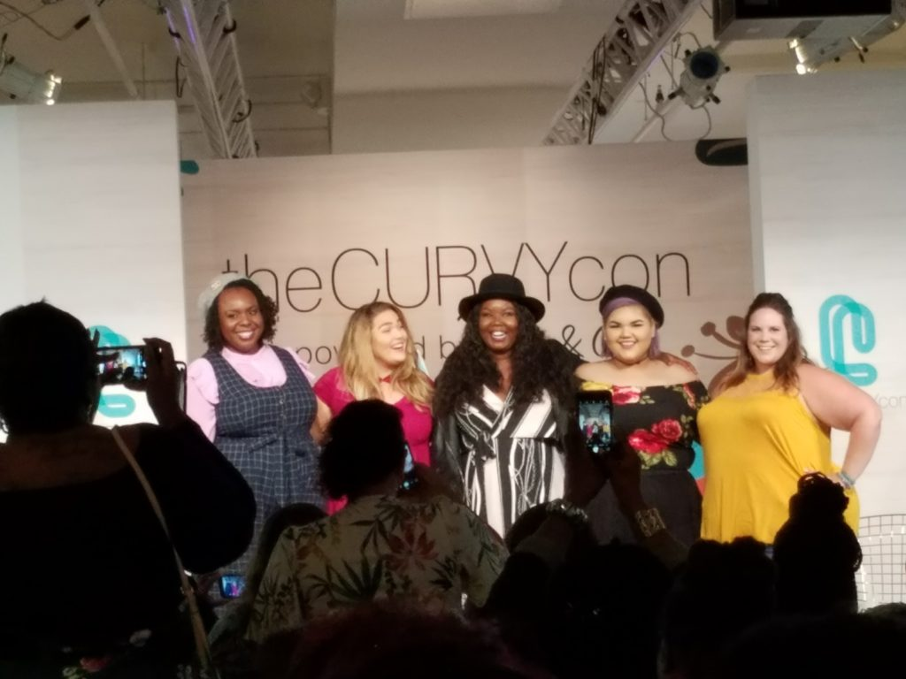 NYC Fashion Week The Curvy Con