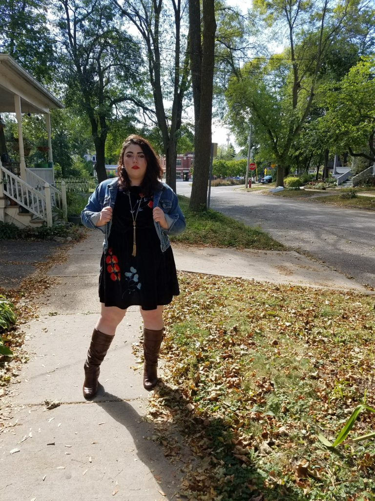 plus size fall fashion inspo and co