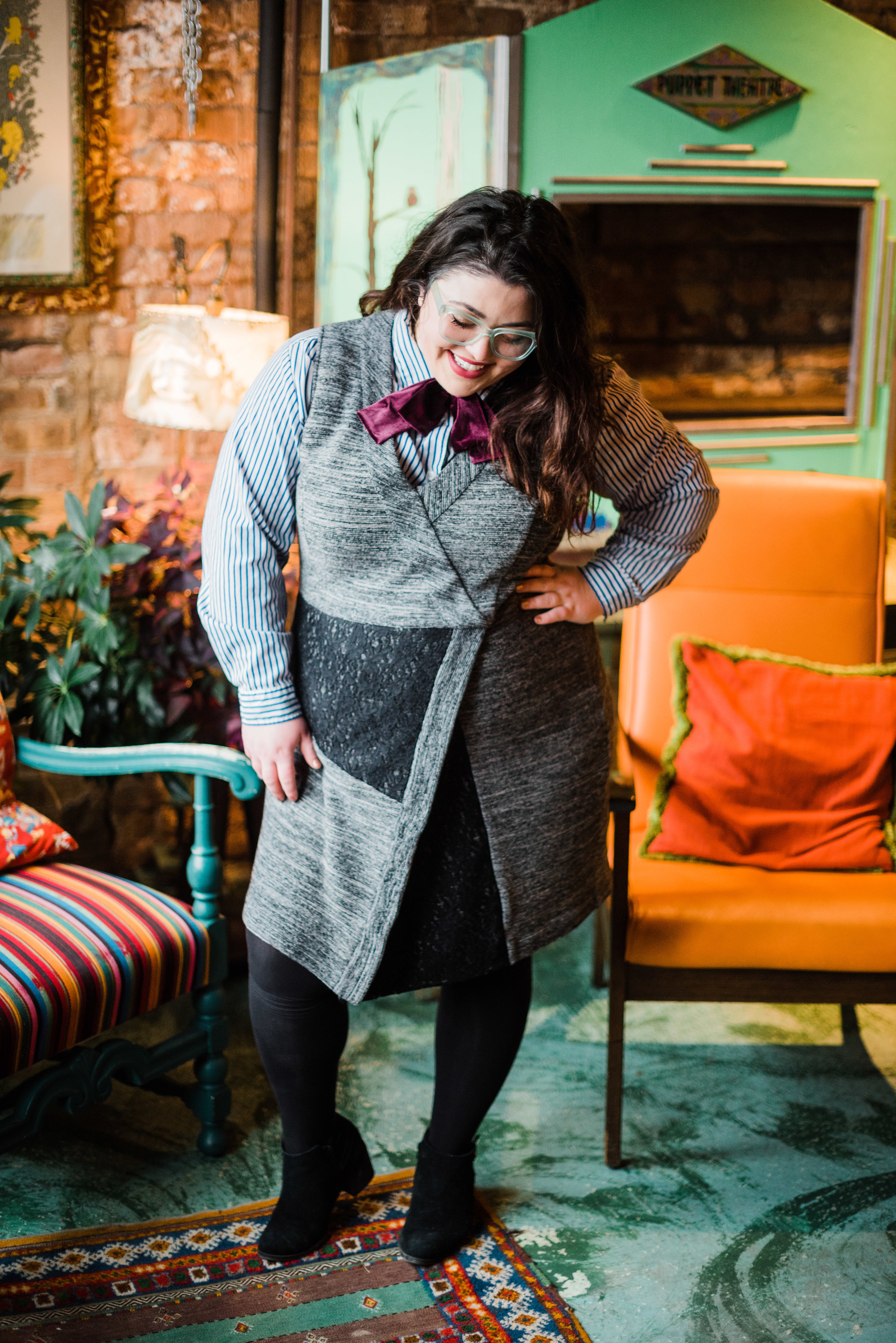 b3d09916 4 Tips to Layering Plus Size Like A Pro - inspo + co.